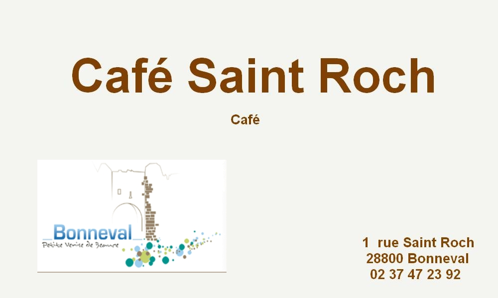 Cafe Saint-Roch