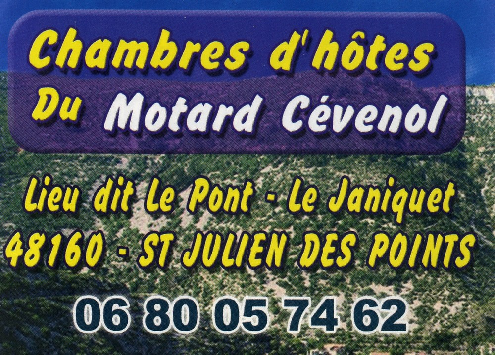 Les-Routards-Cevenols Carte